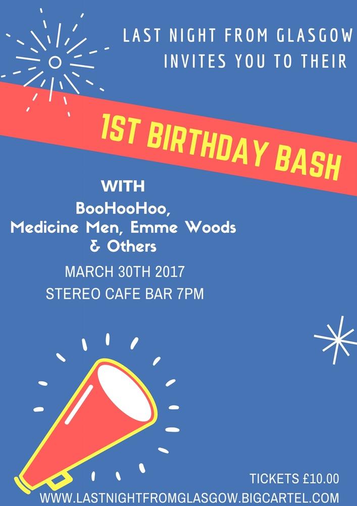 LNFG 1st Birthday Bash