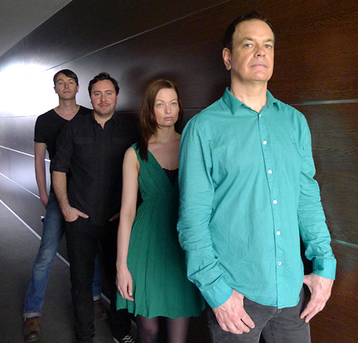 """The Wedding Present – """"Going, Going..."""" Audio-Visual Tour 2016"""