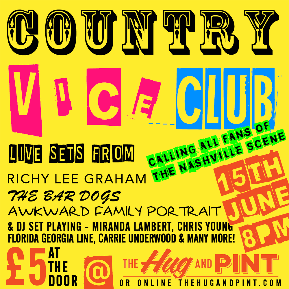 Country Vice Club: Richy Lee Graham