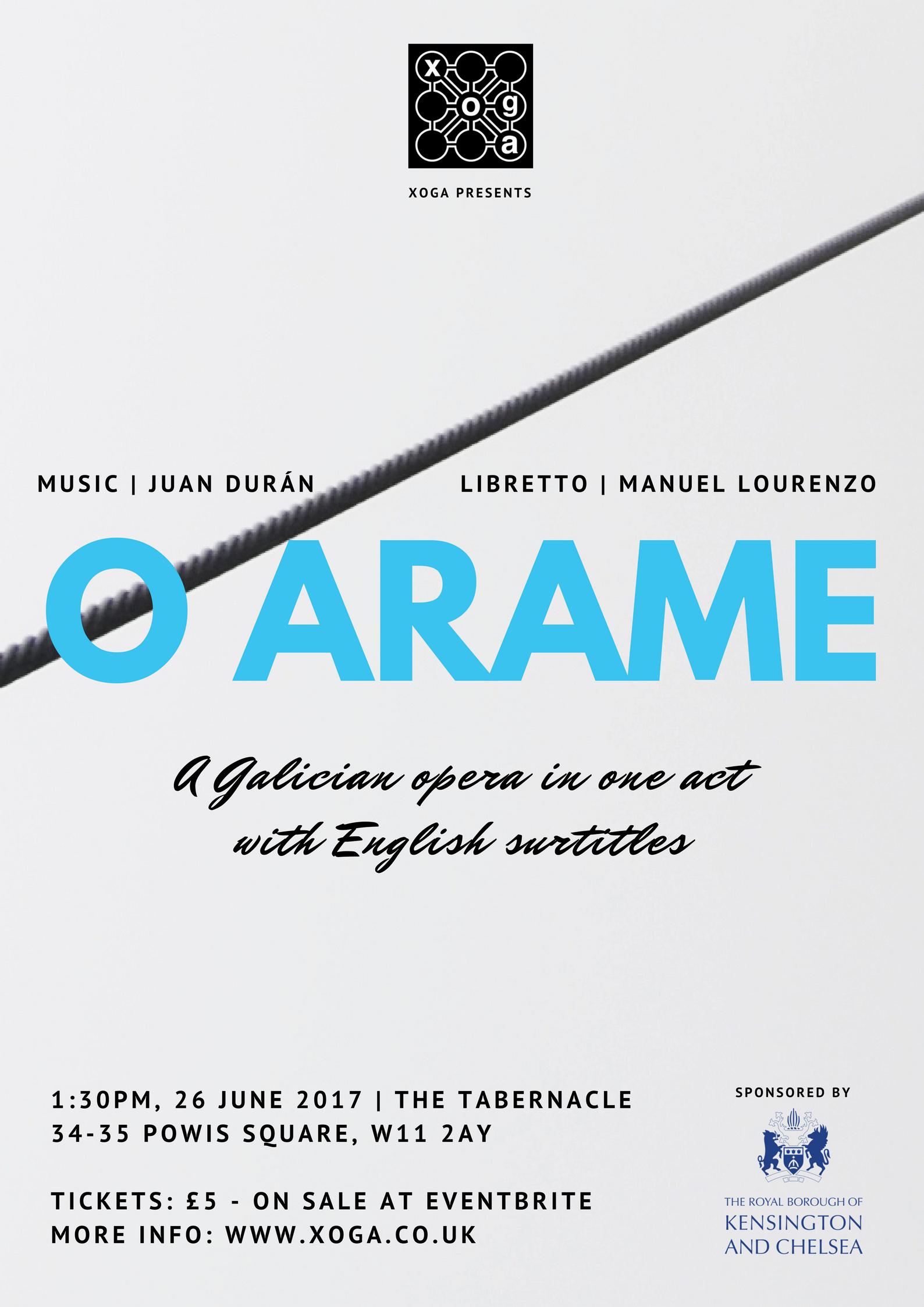 O ARAME (THE TIGHTROPE)