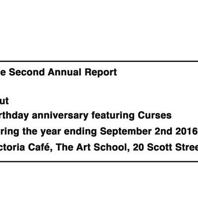 Brut - Second Annual Report