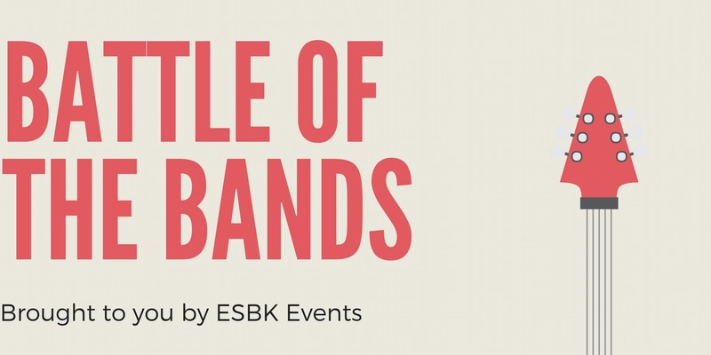 ESBK Events presents: Battle of the Bands in aid of the Beatson Cancer Charity