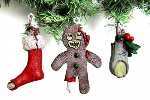 A Seasons Eatings - A VERY Zombie XMAS! DJ afterparty till 3am!