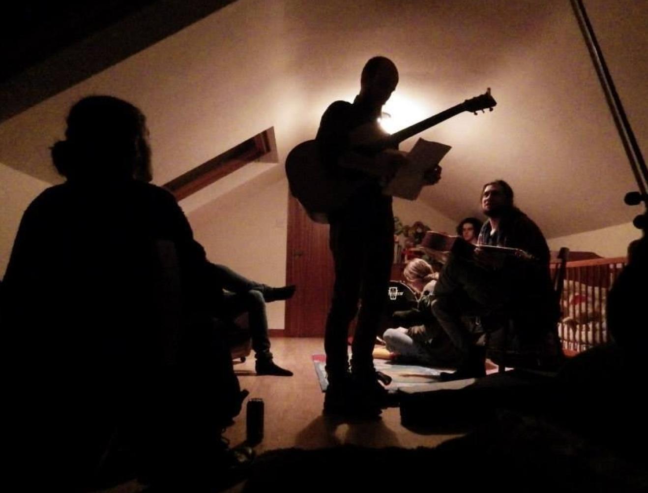 Starship Nicola  + The Olifant Collective