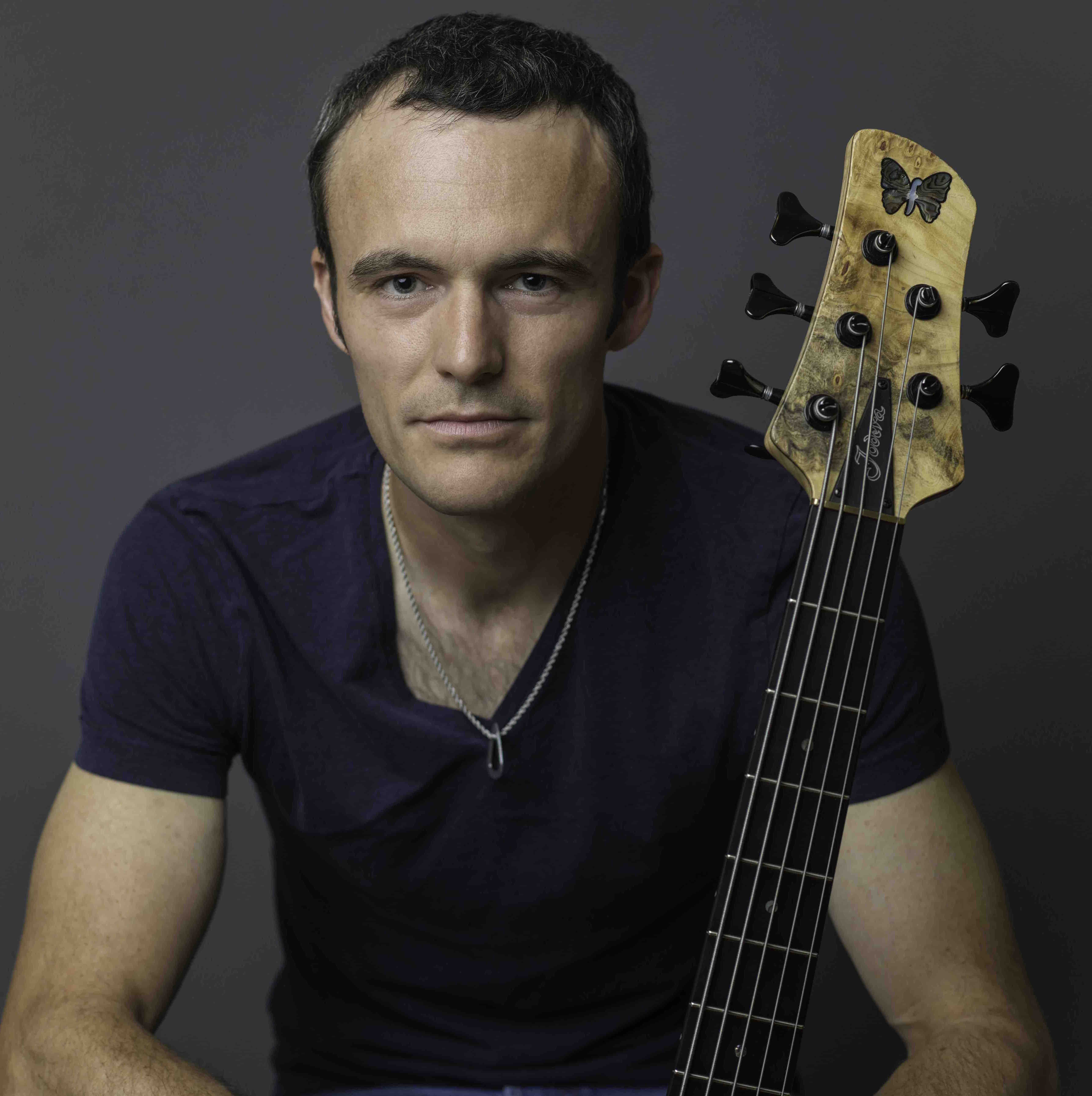 Glasgow Jazz Festival: Janek Gwizdala - Solo Concert