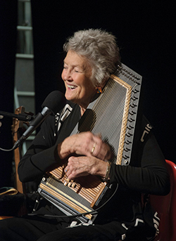 An Evening with Peggy Seeger and special guest Sam Gleaves