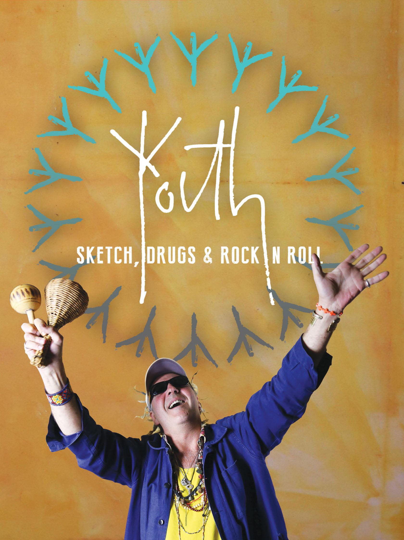 Sketch, Drugs & Rock N Roll - DVD - Killing Joke