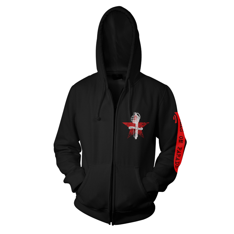 Bulls On Parade – Zip Hood - Rage Against the Machine