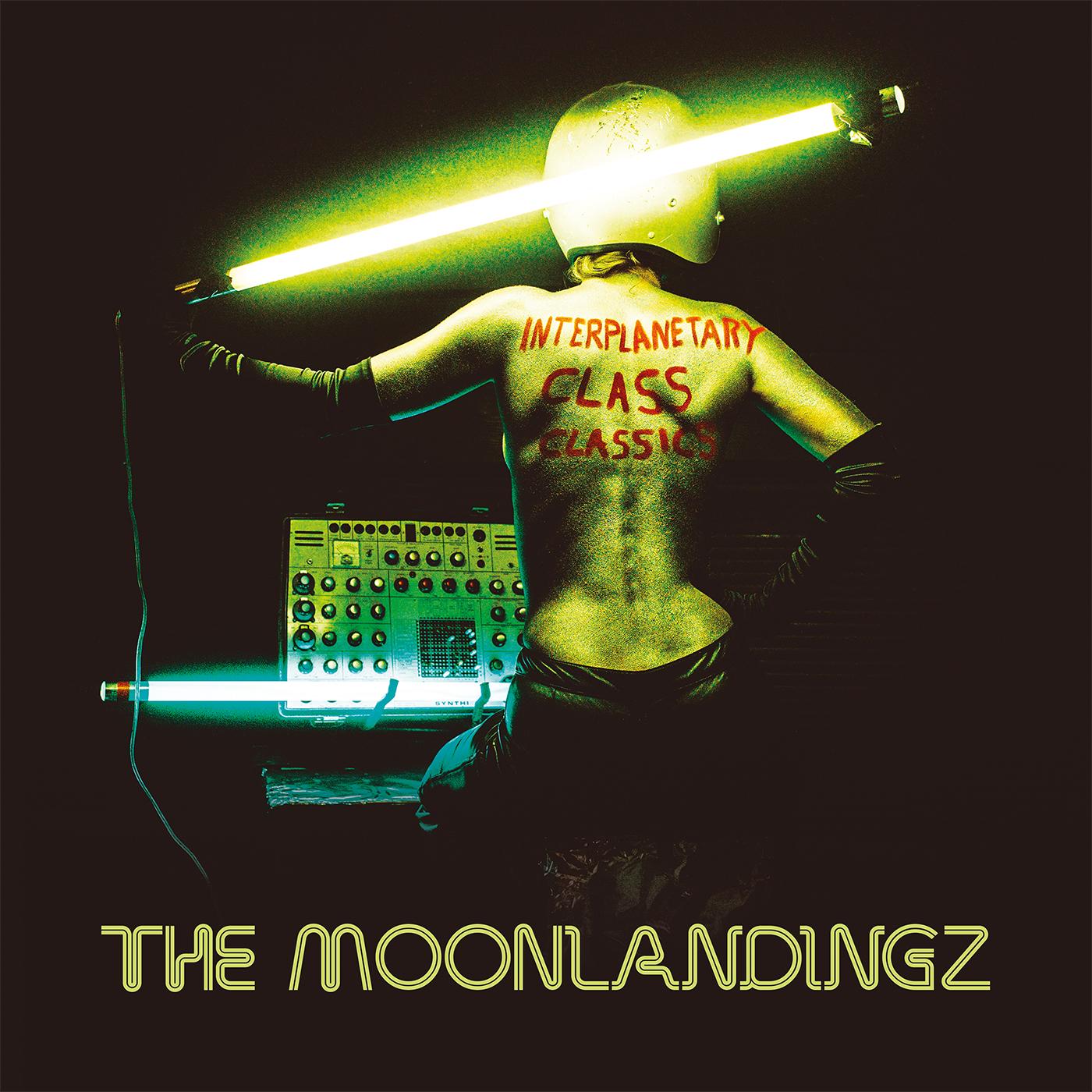 INTERPLANETARY CLASS CLASSICS - 2CD - The Moonlandingz