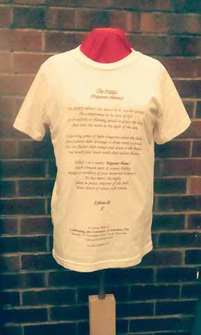 Armistice Centenary Collection - T- Shirts - Sylvie-D