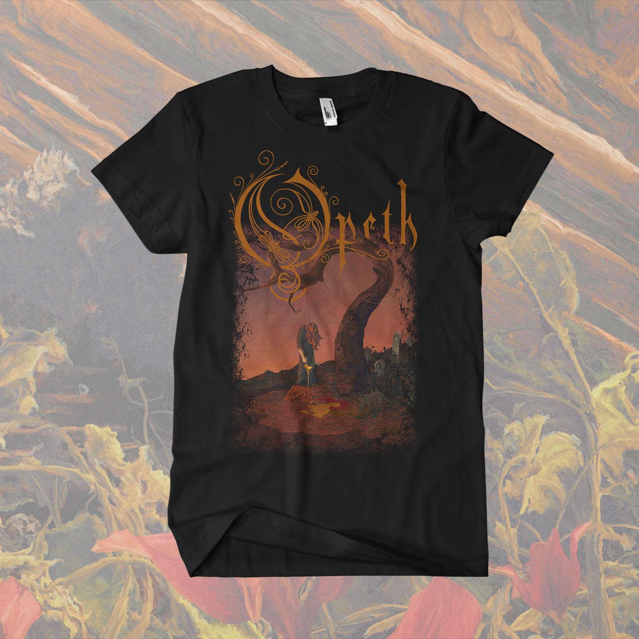 Opeth - 'Hanging' T-Shirt - Opeth