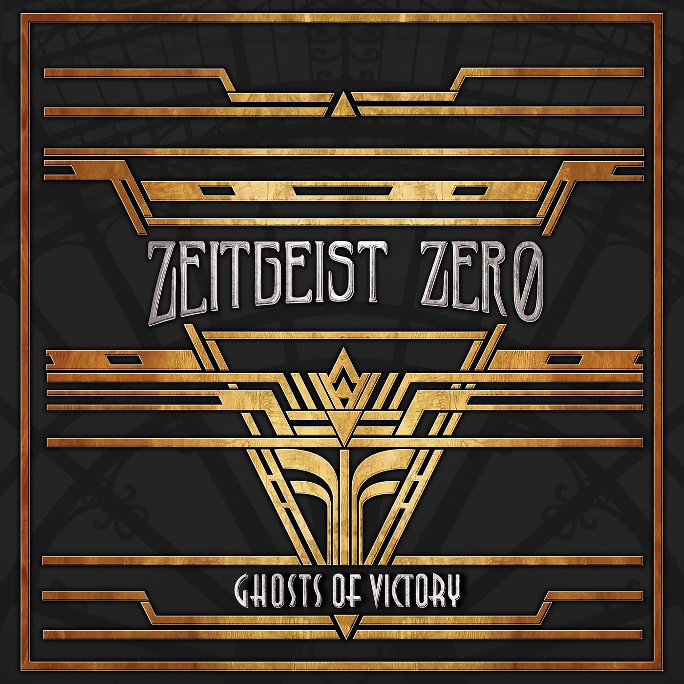 Ghosts of Victory - CD album (inc. download) - Zeitgeist Zero