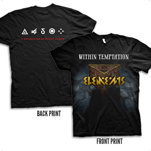 Elements Event Tee - Within Temptation