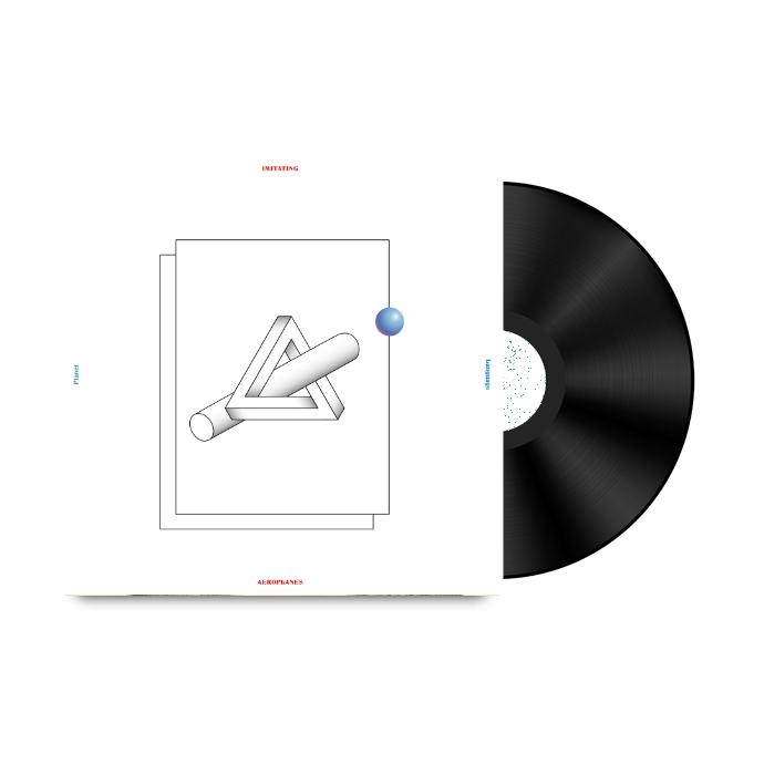Planet Language - Vinyl - Imitating Aeroplanes