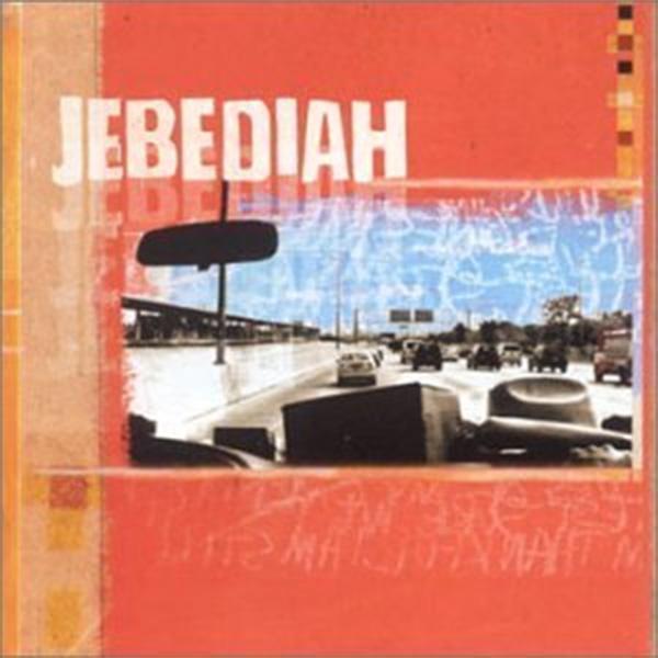 Jebediah 'Self-Titled' - CD - Jebediah