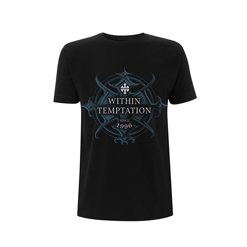 Silent Force Logo / Tour – Tee - Within Temptation