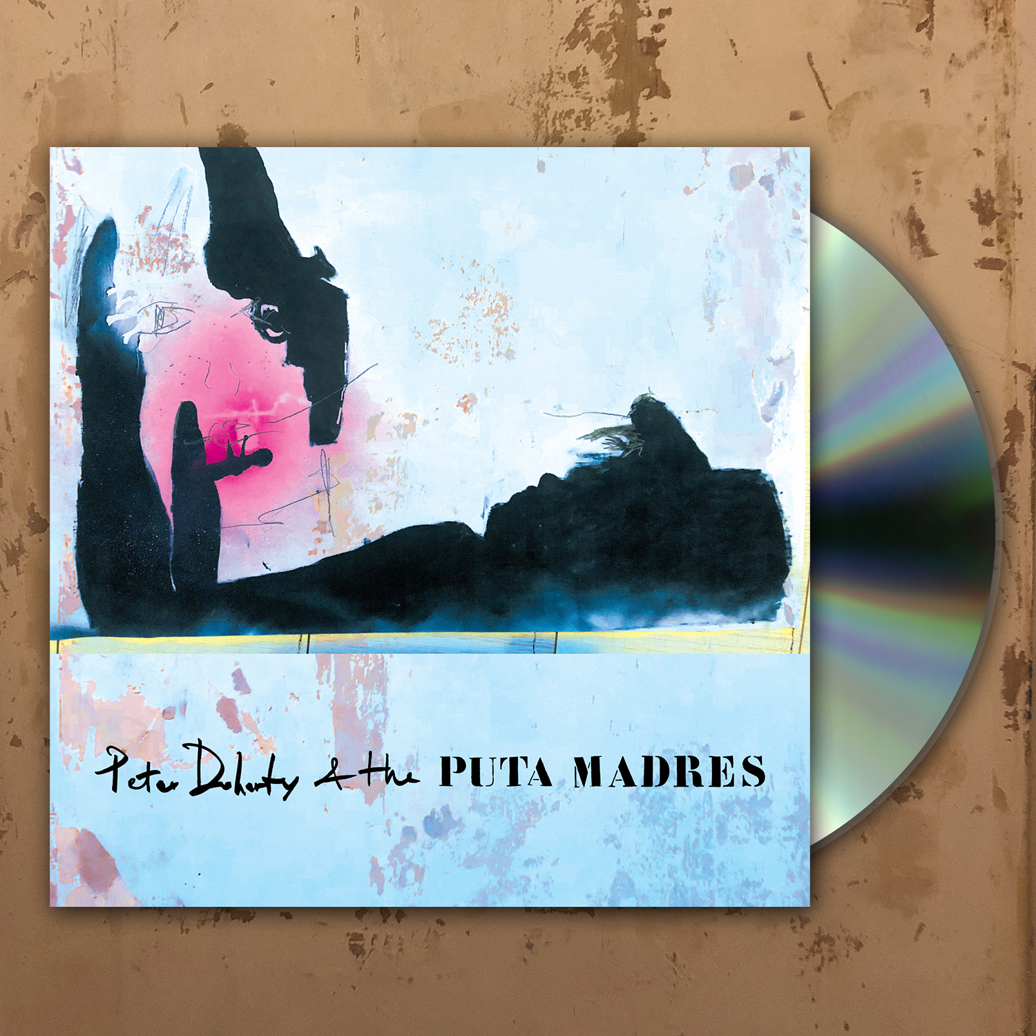 Peter Doherty and The Puta Madres -  CD - Pete Eudaimonism