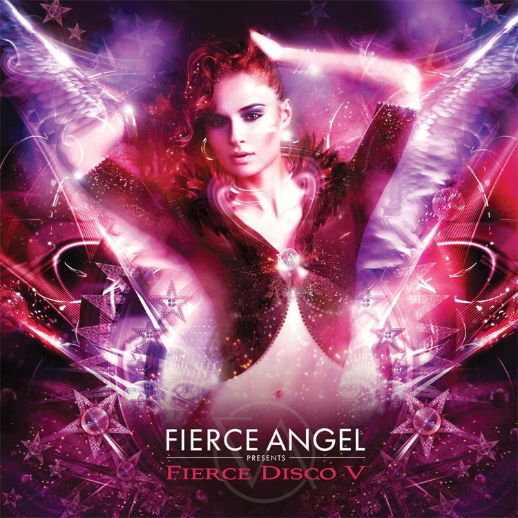 Fierce Disco V 2CD Album - Fierce Angel