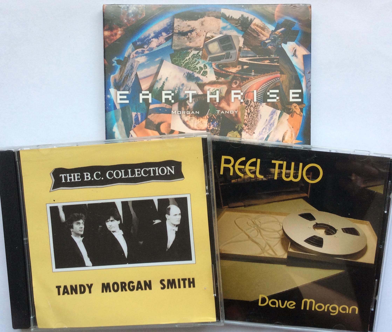 ELO connection CD bundle - Dave Scott-Morgan