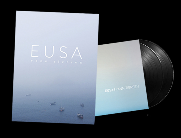 EUSA: Album + Piano Book bundle - Yann Tiersen US