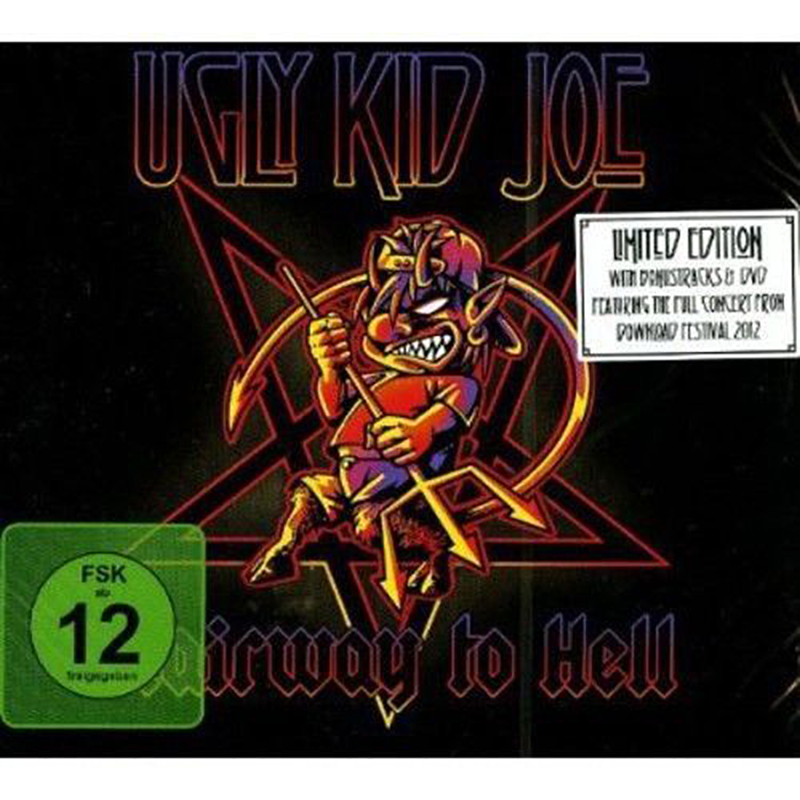 Stairway To Hell -  CD/DVD - Ugly Kid Joe
