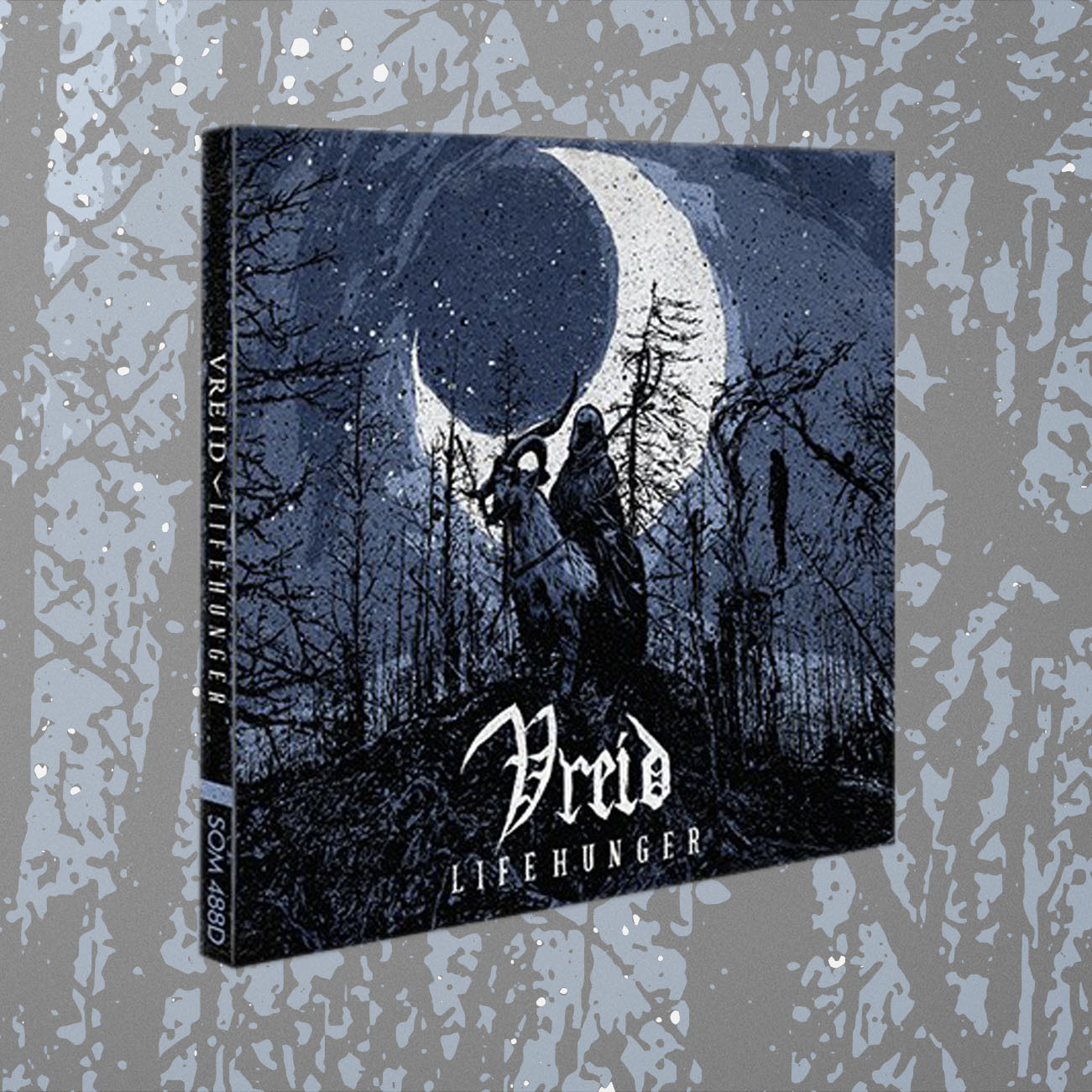 Vreid - 'Lifehunger' Digipak CD - Vreid