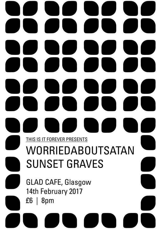 worriedaboutsatan + Sunset Graves