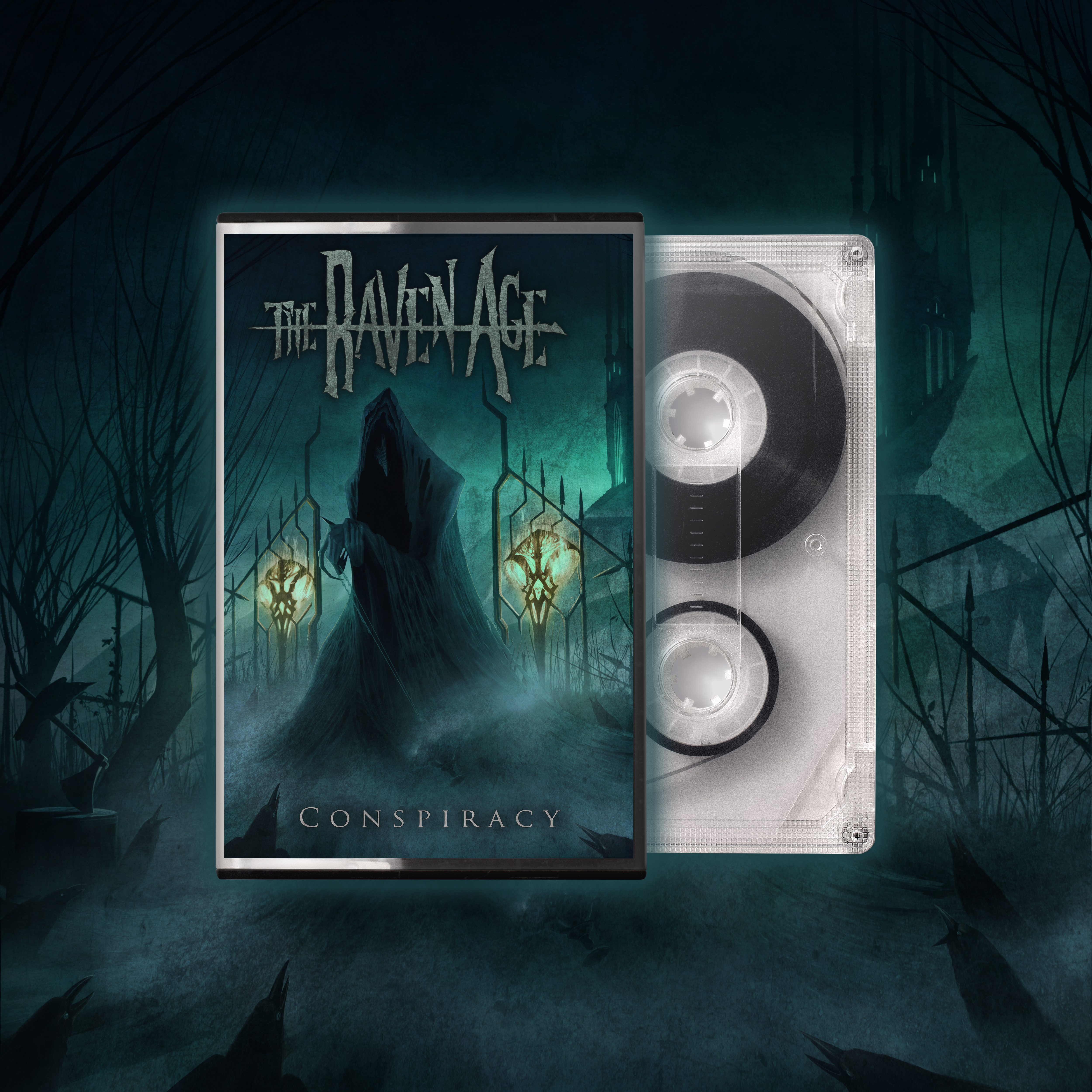 Conspiracy - Cassette - The Raven Age