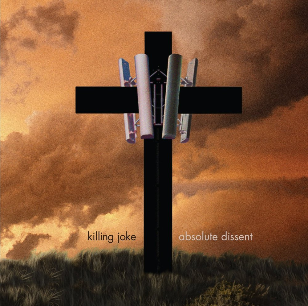 Absolute Dissent- Remastered 2LP Yellow Vinyl (Recordstore Day Re-issue) - Killing Joke