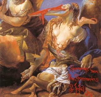 Hosanna's From The Basements Of Hell CD - Killing Joke