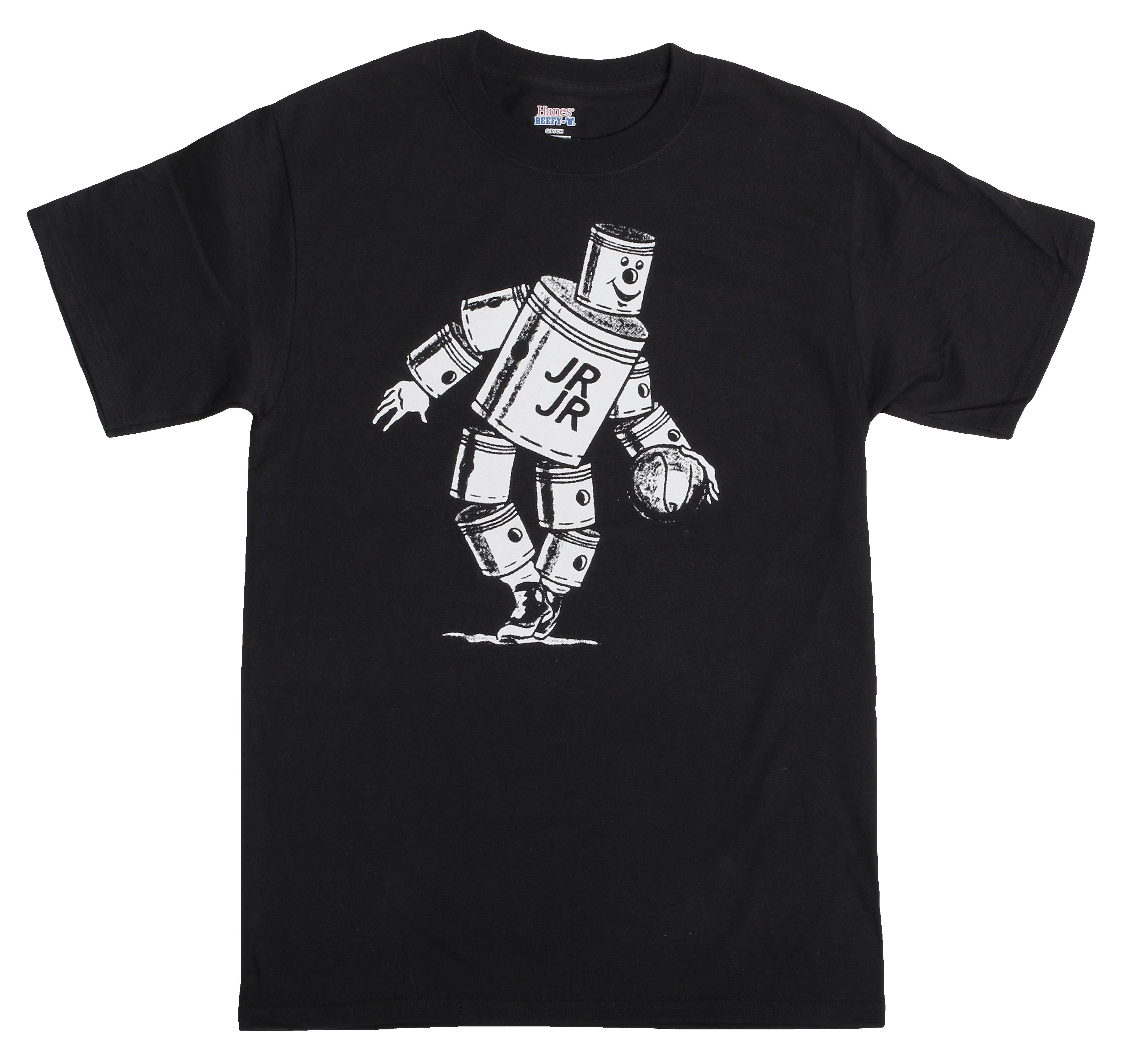 Deeeeetroit Baaaasketballll - T-shirt - JR JR