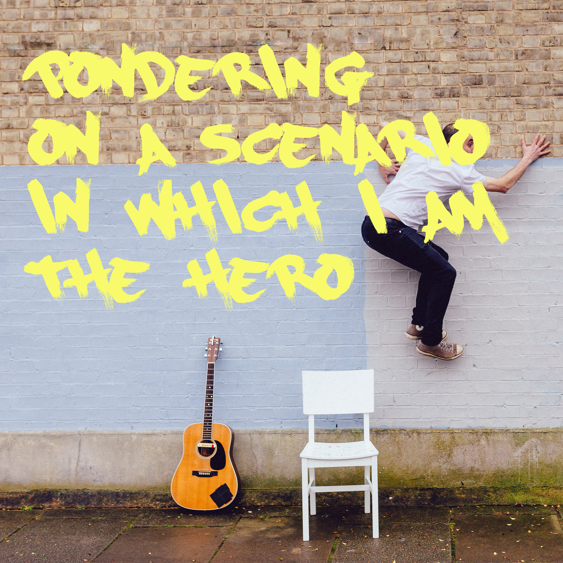 Pondering On A Scenario In Which I Am The Hero (acoustic) - Jake Morley