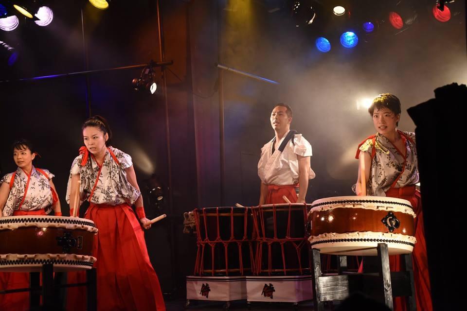 Samurai Drum IKKI