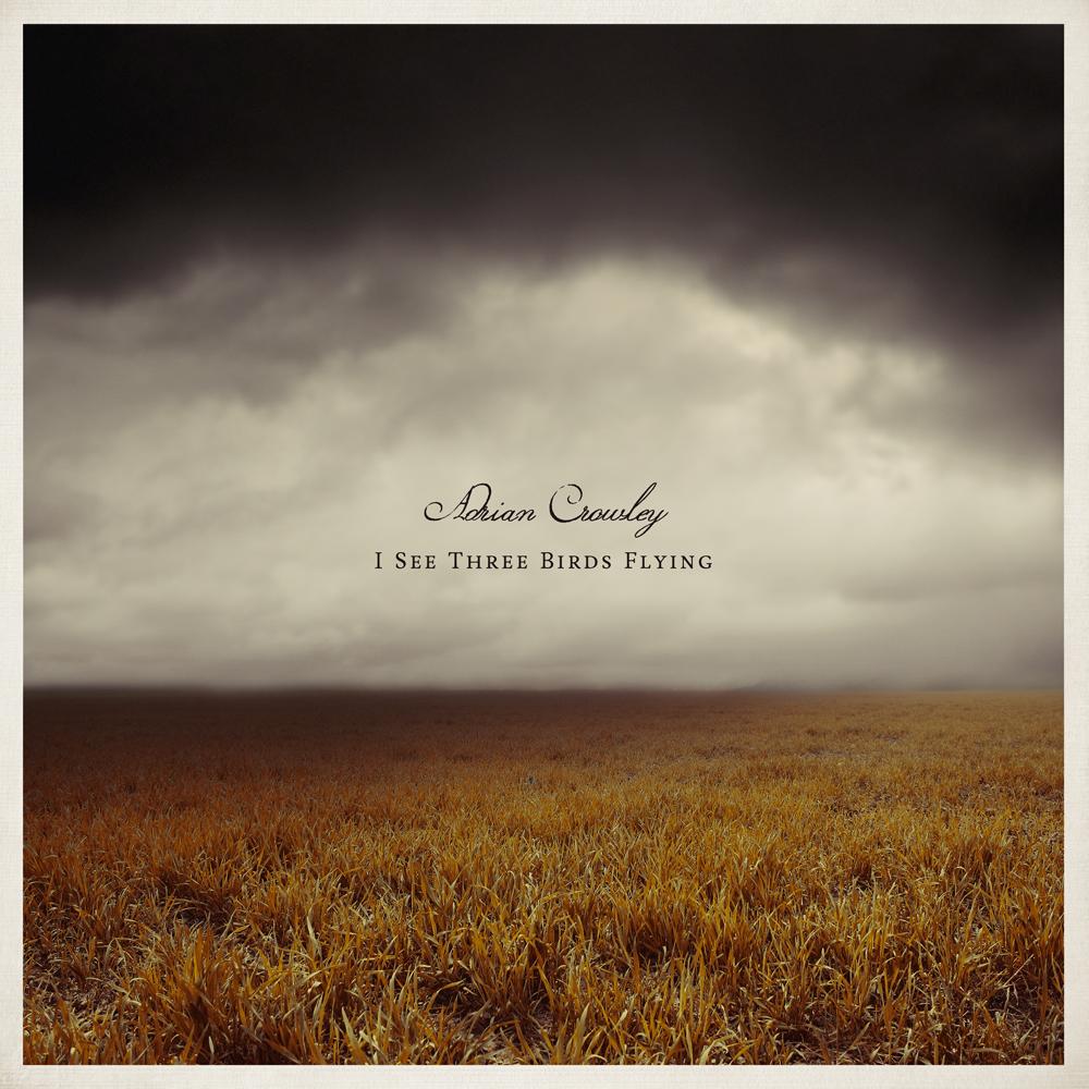Adrian Crowley - I See Three Birds Flying - CD Album (2012) - Adrian Crowley