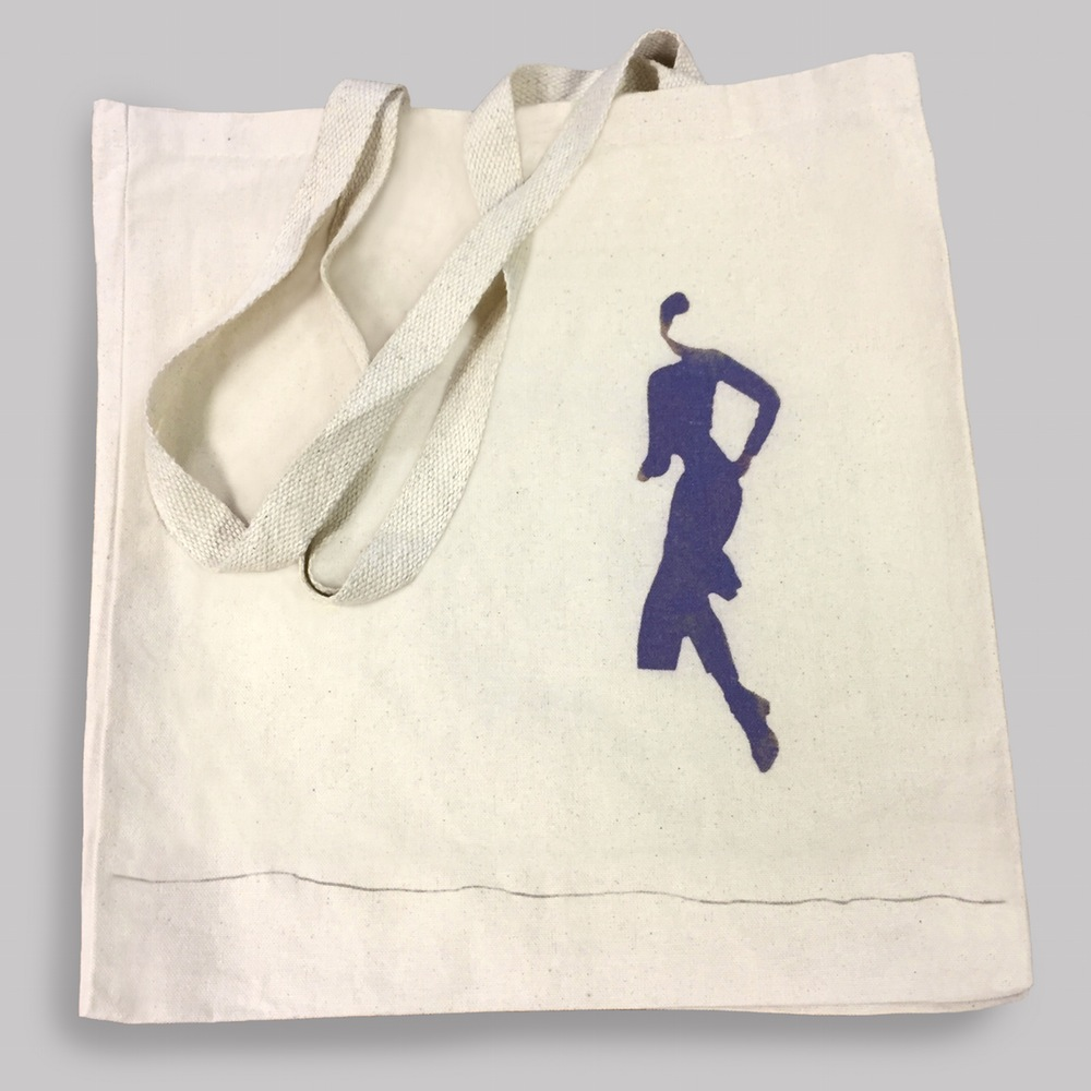 """At Swim"" tote bag - Lisa Hannigan"