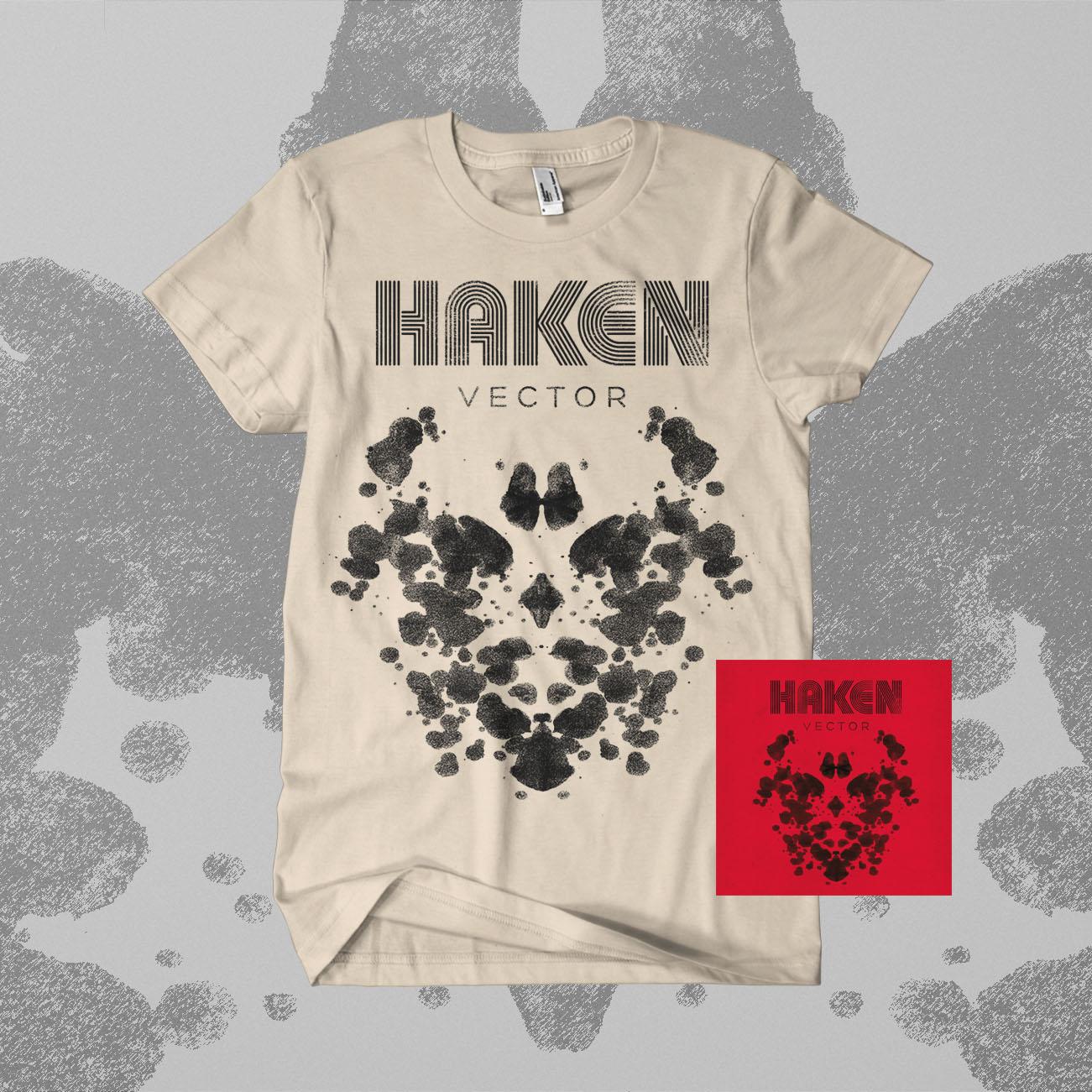 Haken - 'Vector' Ltd. 2CD Mediabook & T-Shirt Bundle - Haken