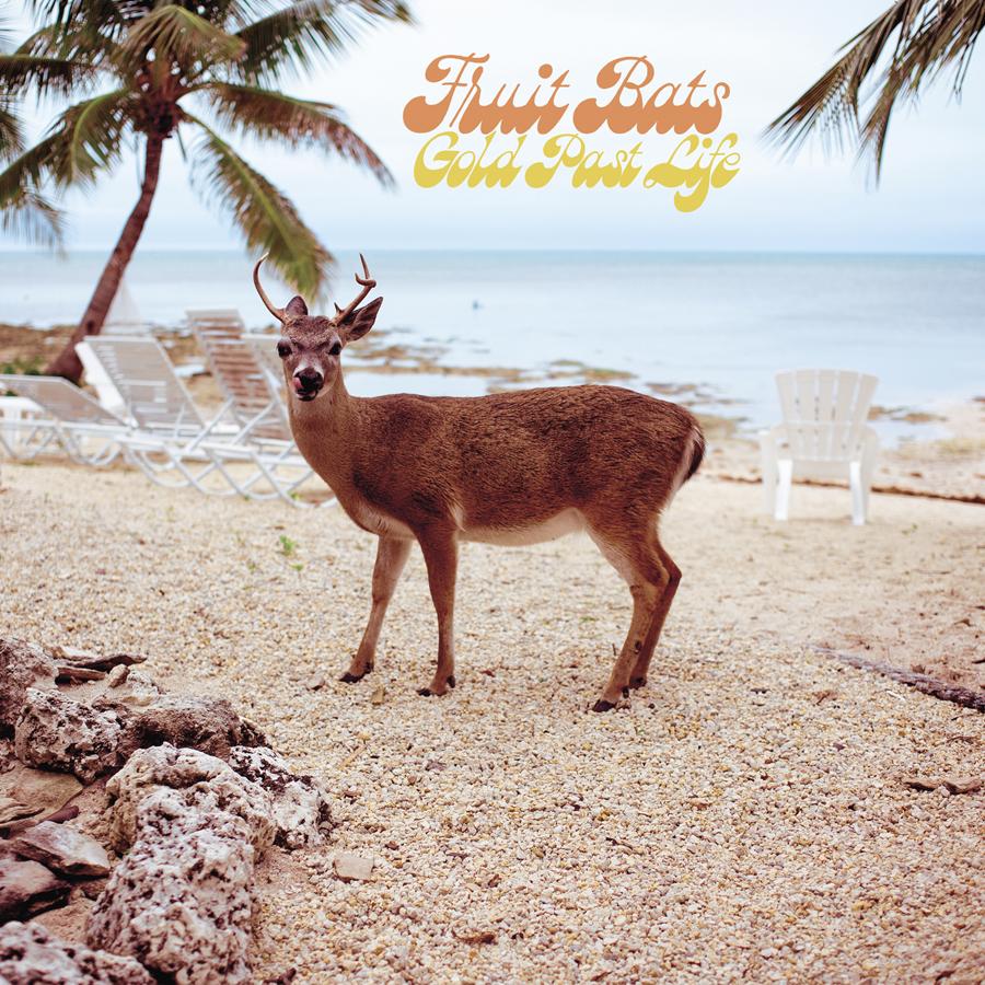 Gold Past Life – Album + Ticket Bundle - Fruit Bats