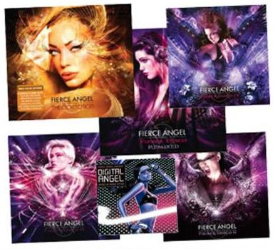 Ultimate Fierce Club Pack - Fierce Angel