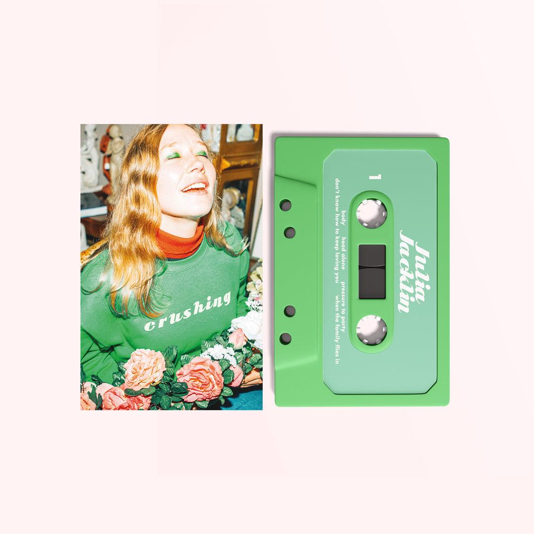 Crushing - Cassette Tape - Julia Jacklin