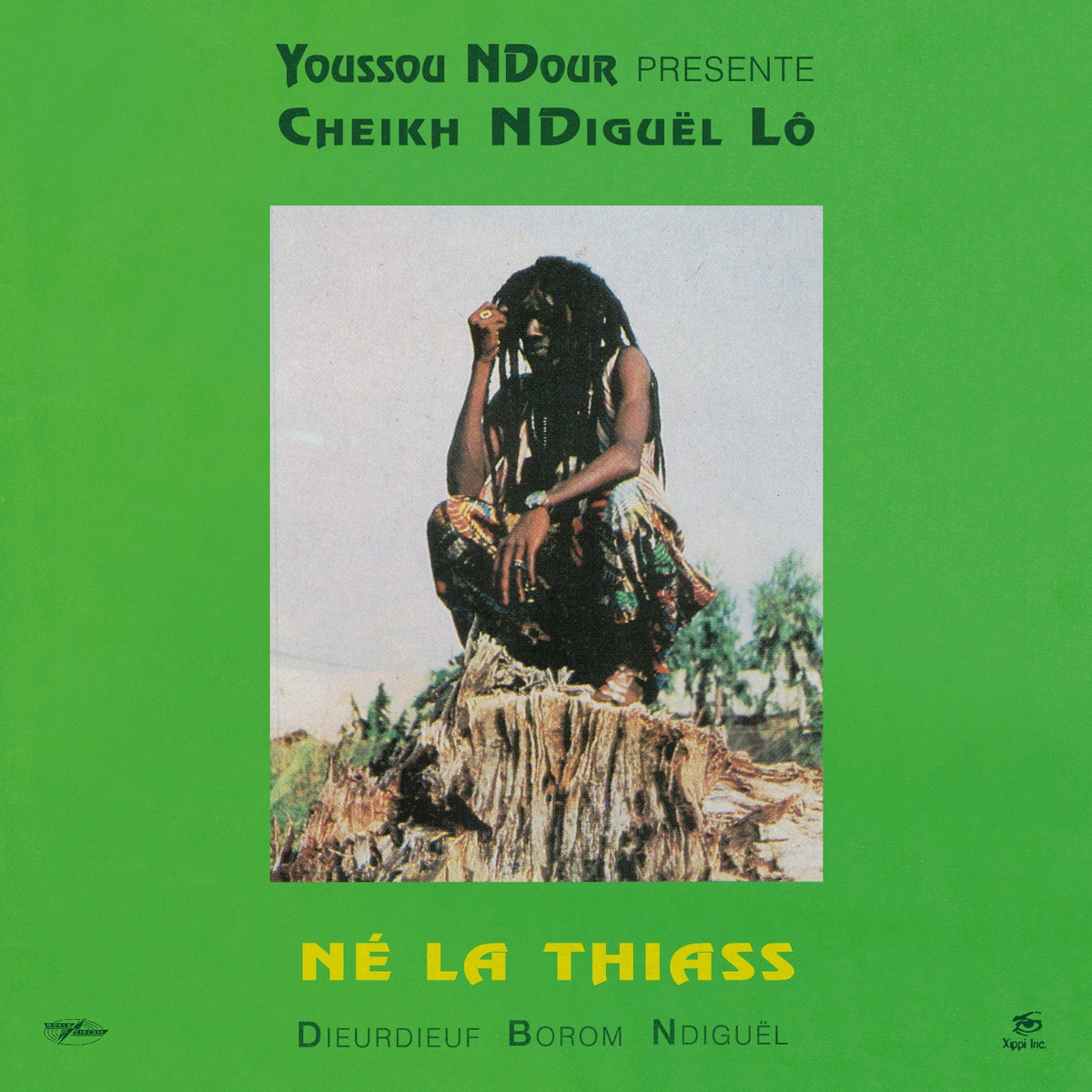 Cheikh Lô - Né La Thiass (Remastered CD) - World Circuit Records