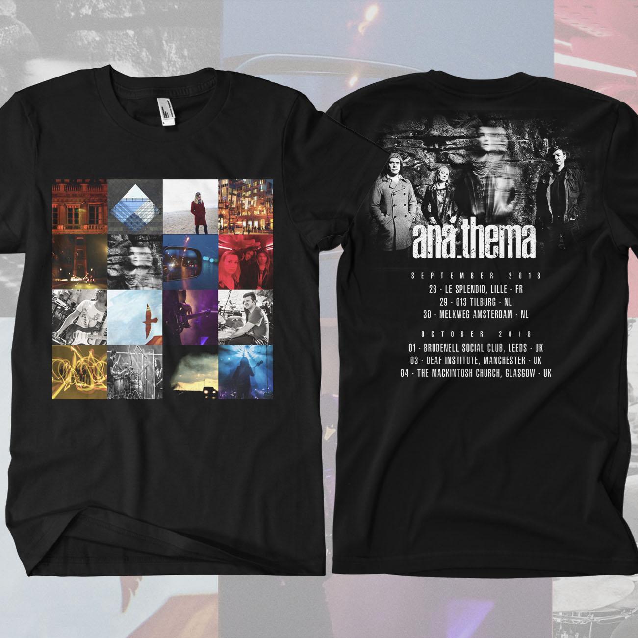 Anathema - 'Ambient Acoustic Tour' T-Shirt - Anathema