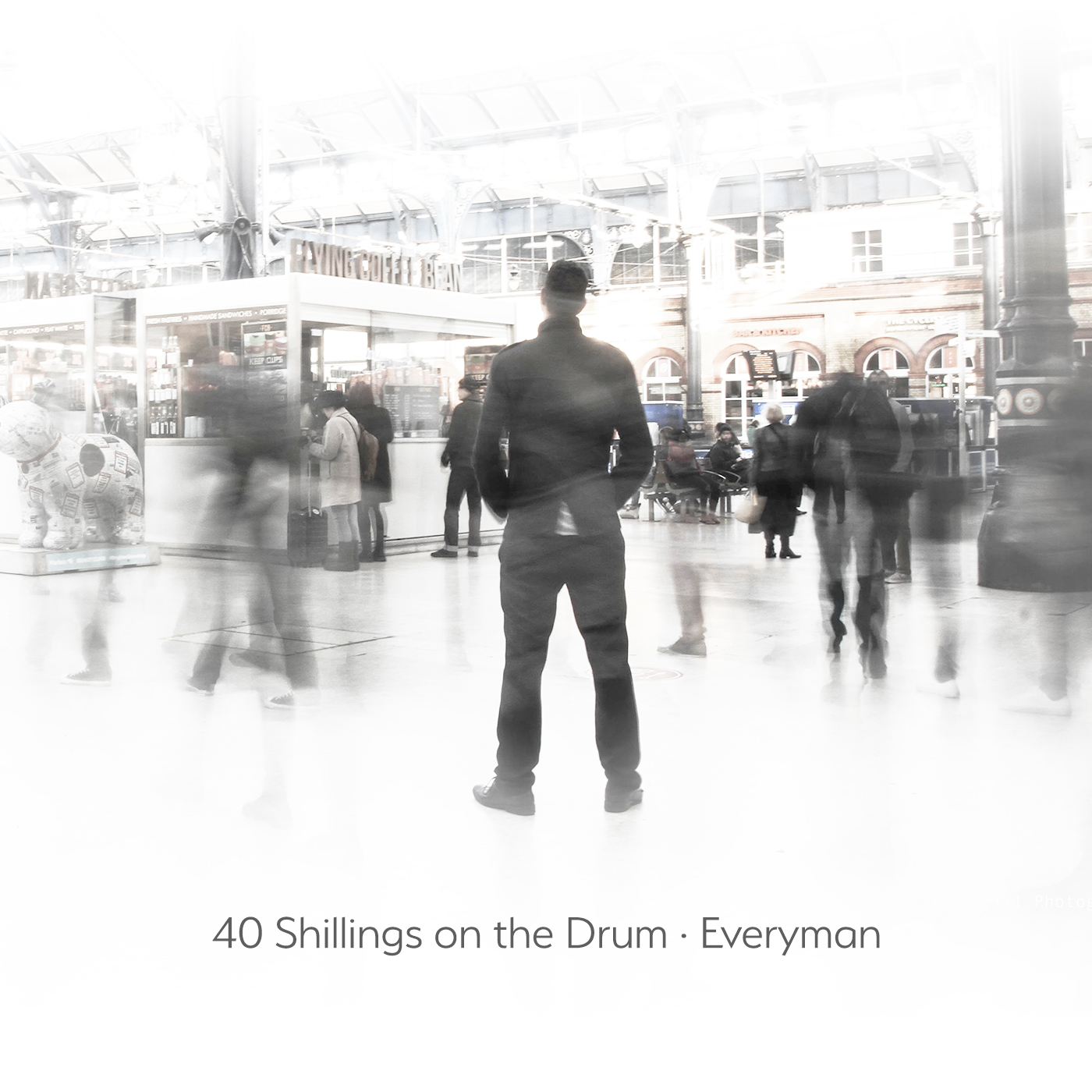 Everyman - 40 Shillings on the Drum