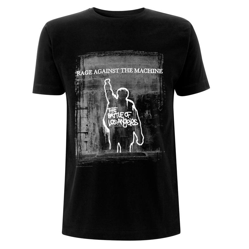 BOLA Euro Tour – Black Tee - Rage Against the Machine