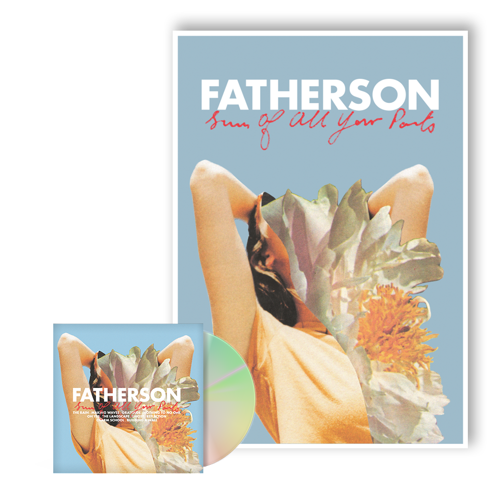 'Sum of All Your Parts' CD + Print - Fatherson