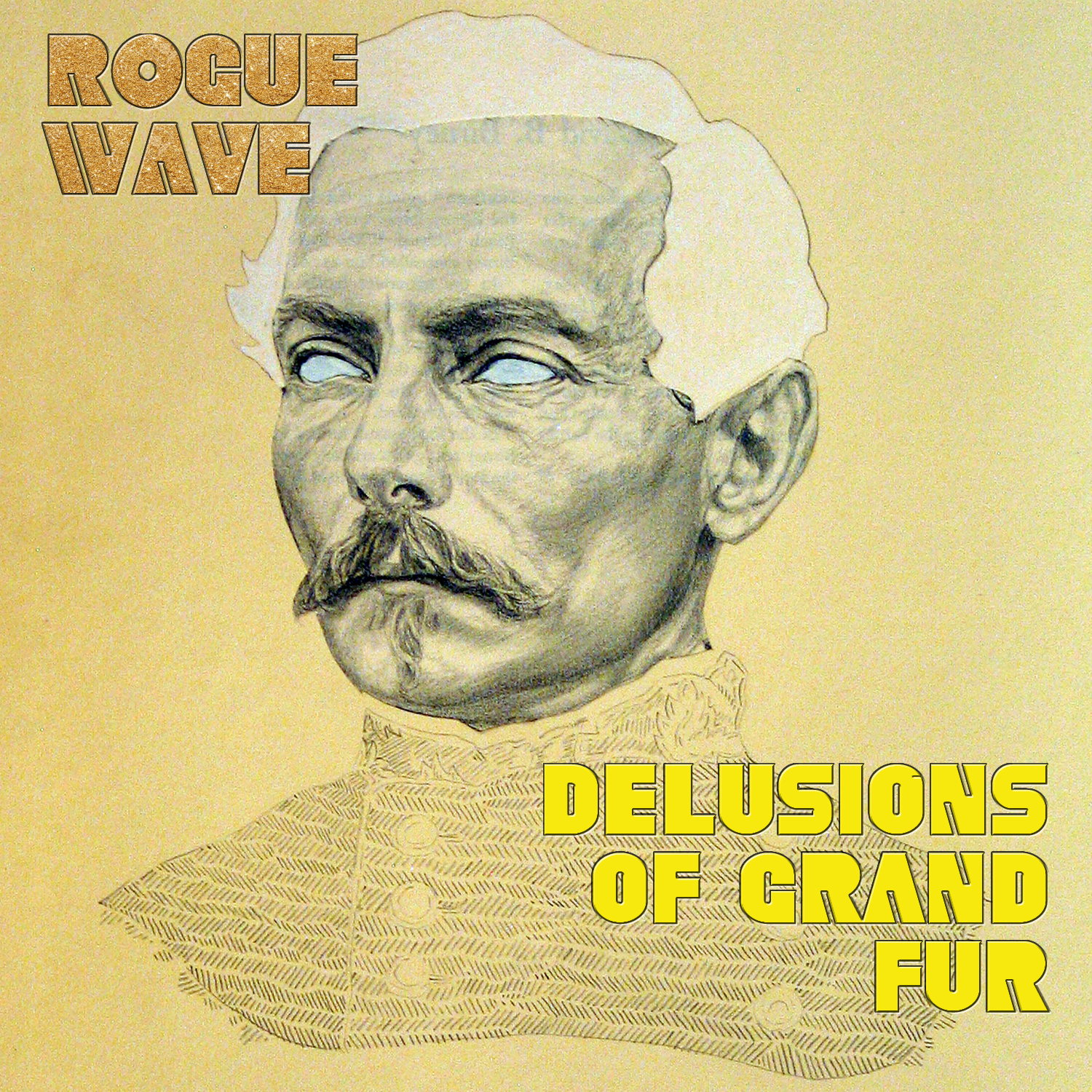 "Rogue Wave - Delusions of Grand Fur 12"" LP - Easy Sound Recording Company"