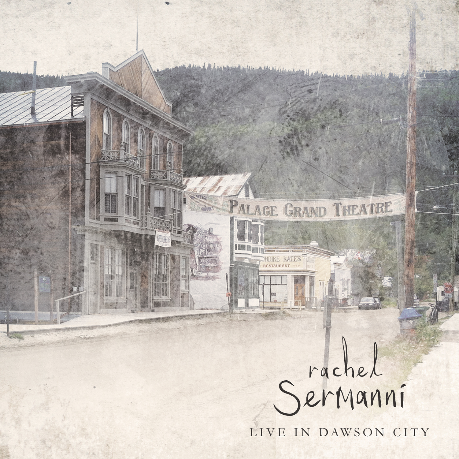 Rachel Sermanni - Live In Dawson City - Middle of Nowhere Recordings