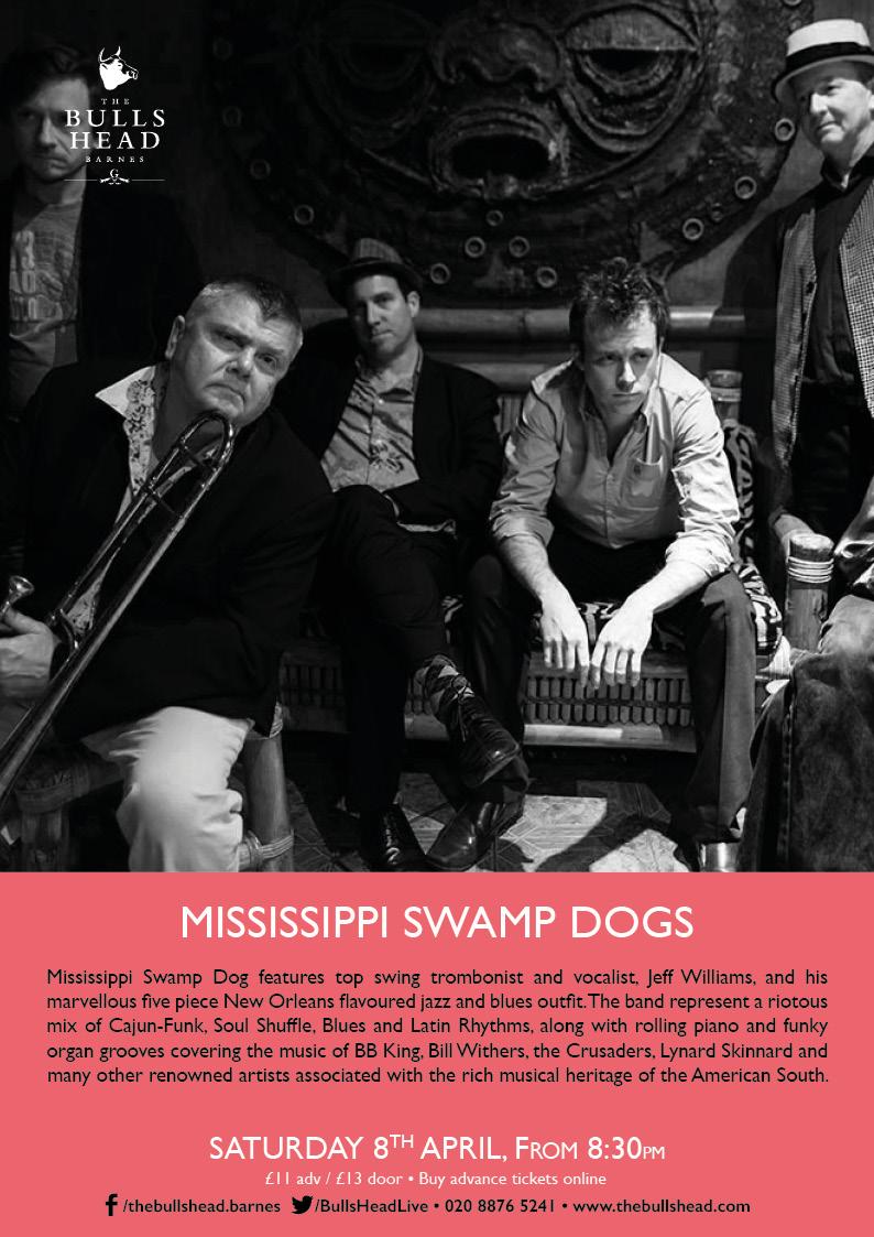 Mississippi Swamp Dogs