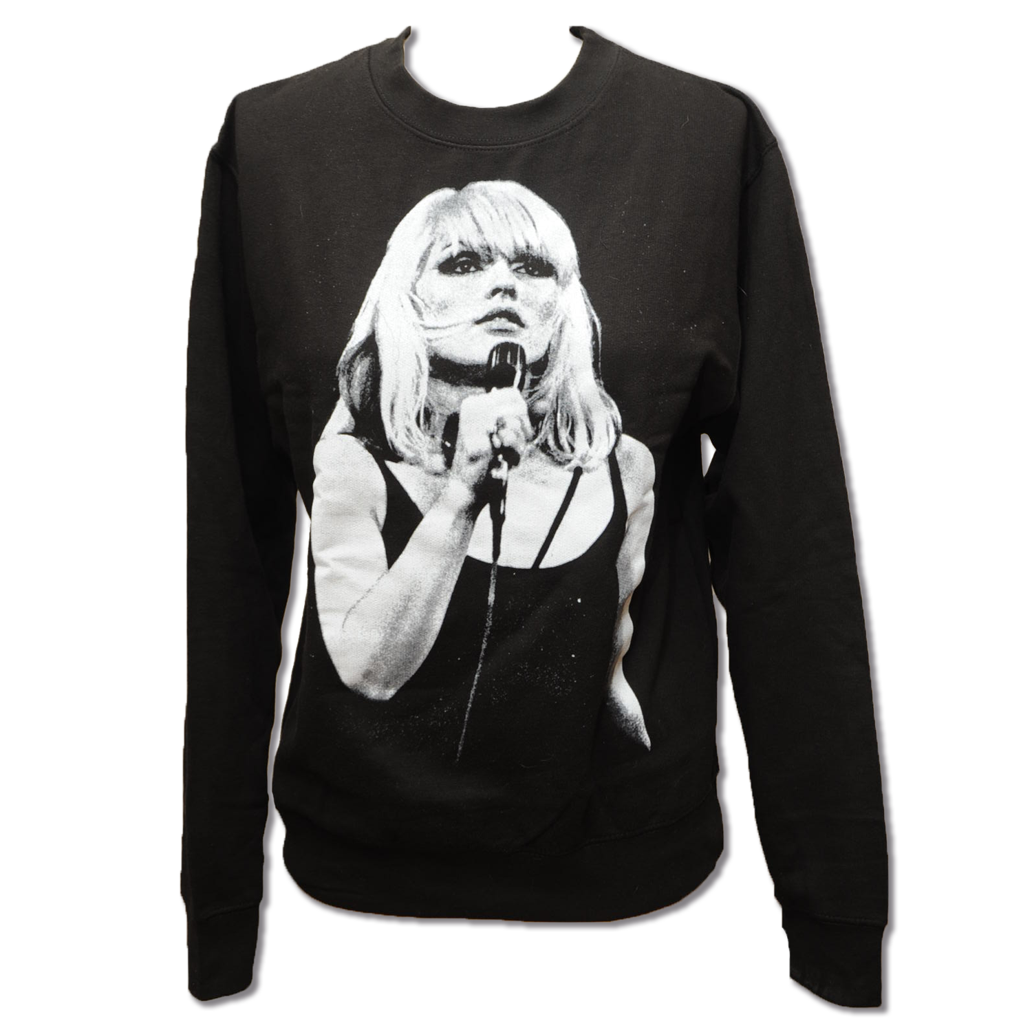 Debbie Harry - Open Mic Sweatshirt - BlondieUS