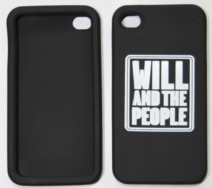 WATP iPhone 4 Case - Will and The People