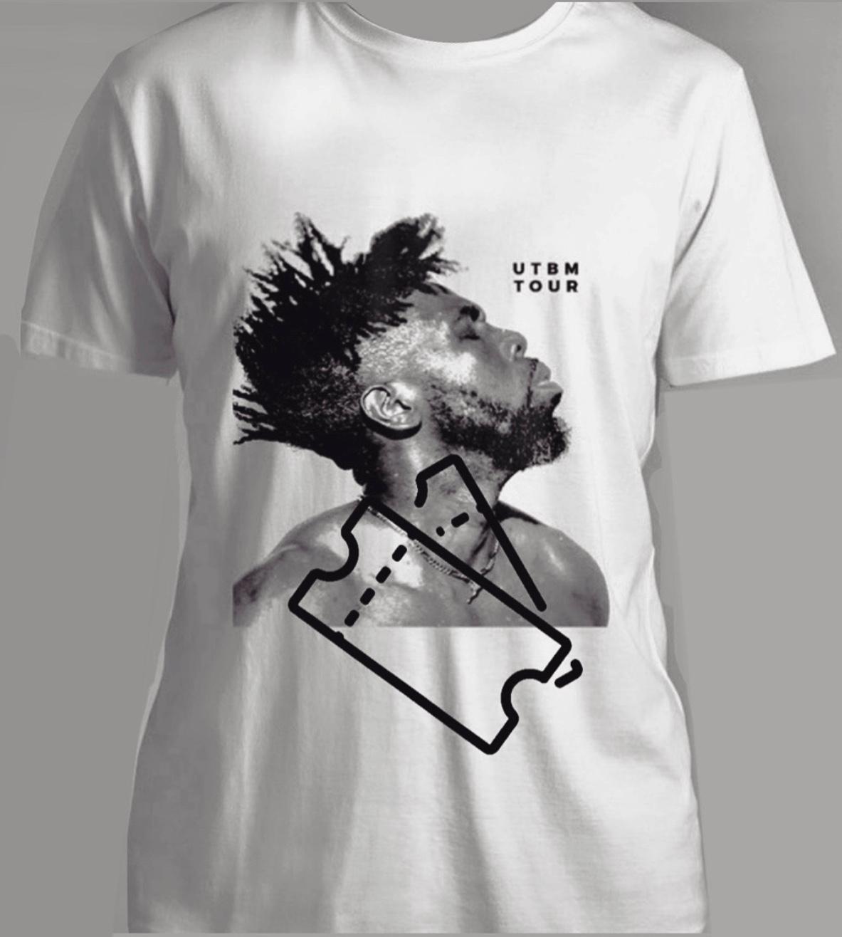 T-Shirt and Ticket Bundle - Joel Culpepper